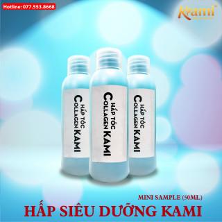 [BÁN CHẠY] Dầu hấp siêu dưỡng hương nước hoa KAMI tuýp dùng thử 50ml thumbnail