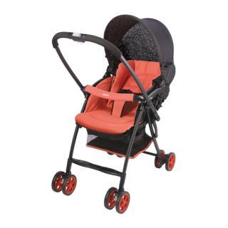 Xe đẩy trẻ em Aprica Karoon Rose 48711 (cam phối đen) thumbnail