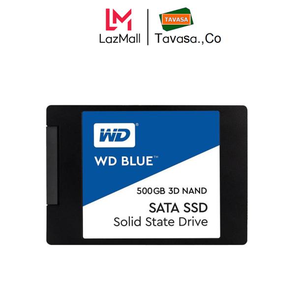 Bảng giá Ổ cứng SSD Western Digital SSD WD Blue 3D-NAND SATA III 500GB - WDS500G2B0A Phong Vũ