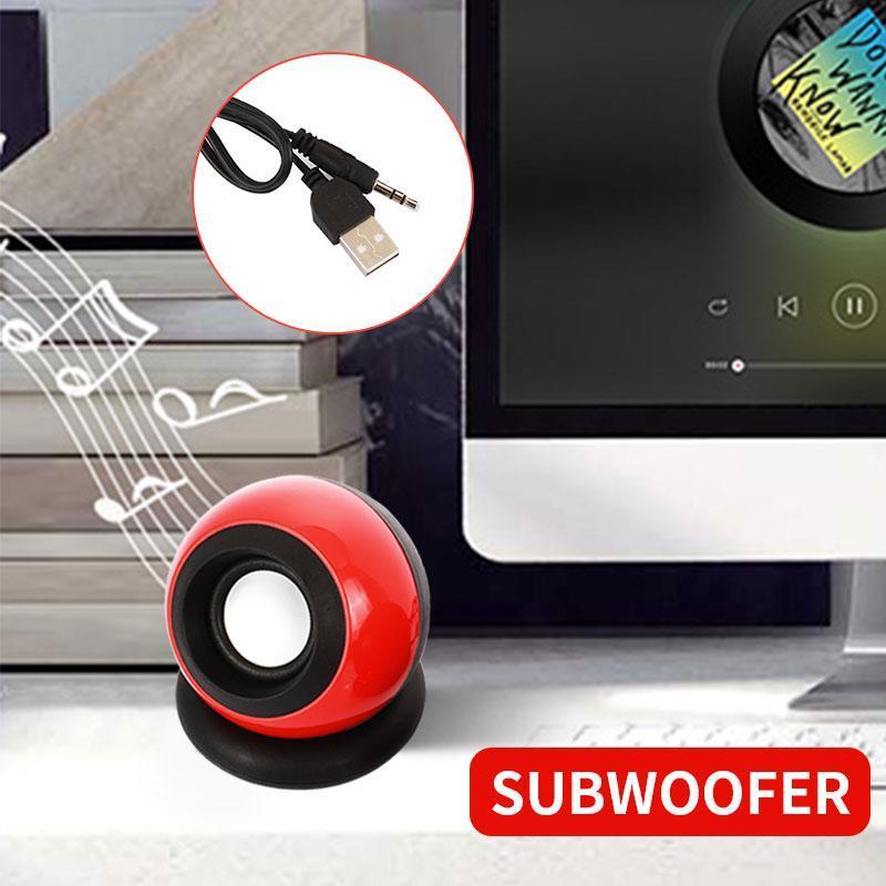 Bảng giá USB2.0 3W Computer Loud Speaker Computer Speaker Pc Desktop Laptop Small Universal PC Speaker Sound Box Computer Sound Box Phong Vũ
