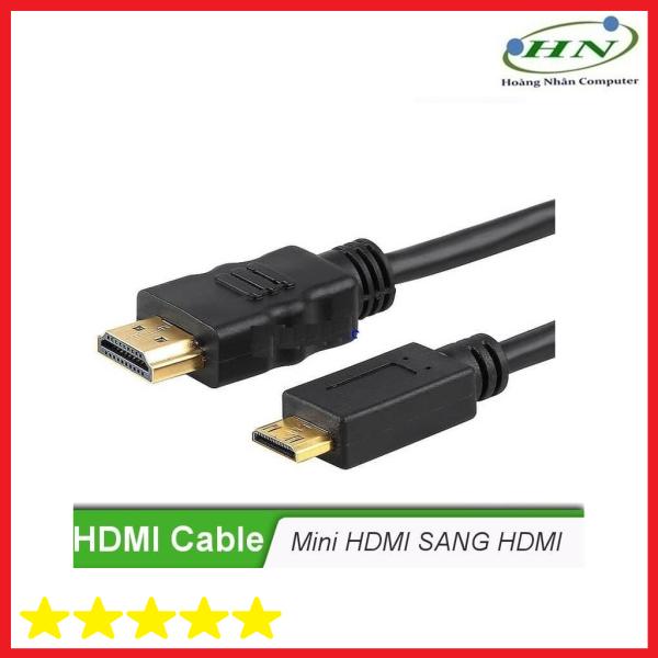 [HCM]Cáp Chuyển Mini HDMI sang HDMI dài 1.5m