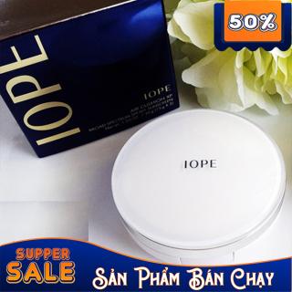 [SẢN PHẨM BÁN CHẠY] Phấn nước I.O.P.E Cực Hot - Sản phẩm giúp các bạn nữ tạo 1 lớp nền vô cùng mịn màng, tự nhiên, dưỡng ẩm làm dịu mát da nhanh chóng vô cùng phù hợp với khí hậu Việt Nam. - BH 1 ĐỔI 1 thumbnail