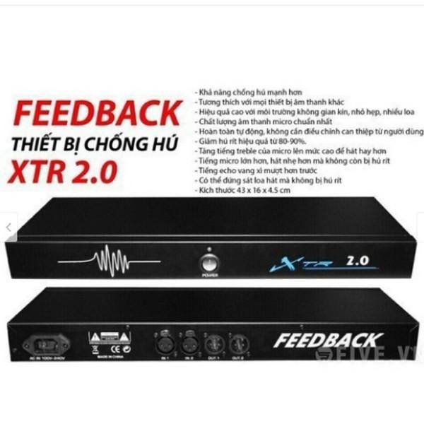 Chống Hú Micro Feedback Xtr 2 0
