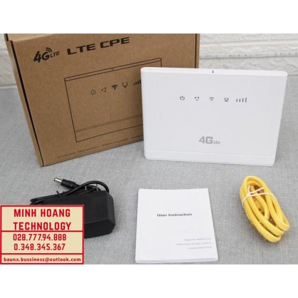 Bảng giá BỘ PHÁT WIFI chuẩn 2G/3G/4G ZTE CP108 tải nhiều người dùng cùng lúc lên đến 32 user Phong Vũ