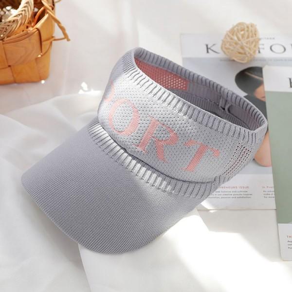 Giá bán Mũ lưỡi chai nữ mũ nửa đầu thể thao Sport - 21
