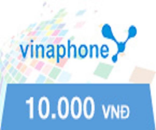 [HCM]Nạp Tiền Vinaphone 10.000 VNĐ