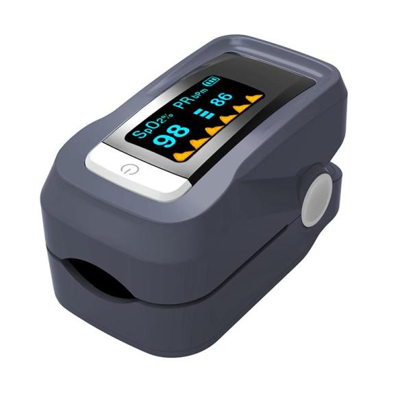 Máy đo nồng độ Oxy Trong máu SPO2 OX60 (Xám) bán chạy
