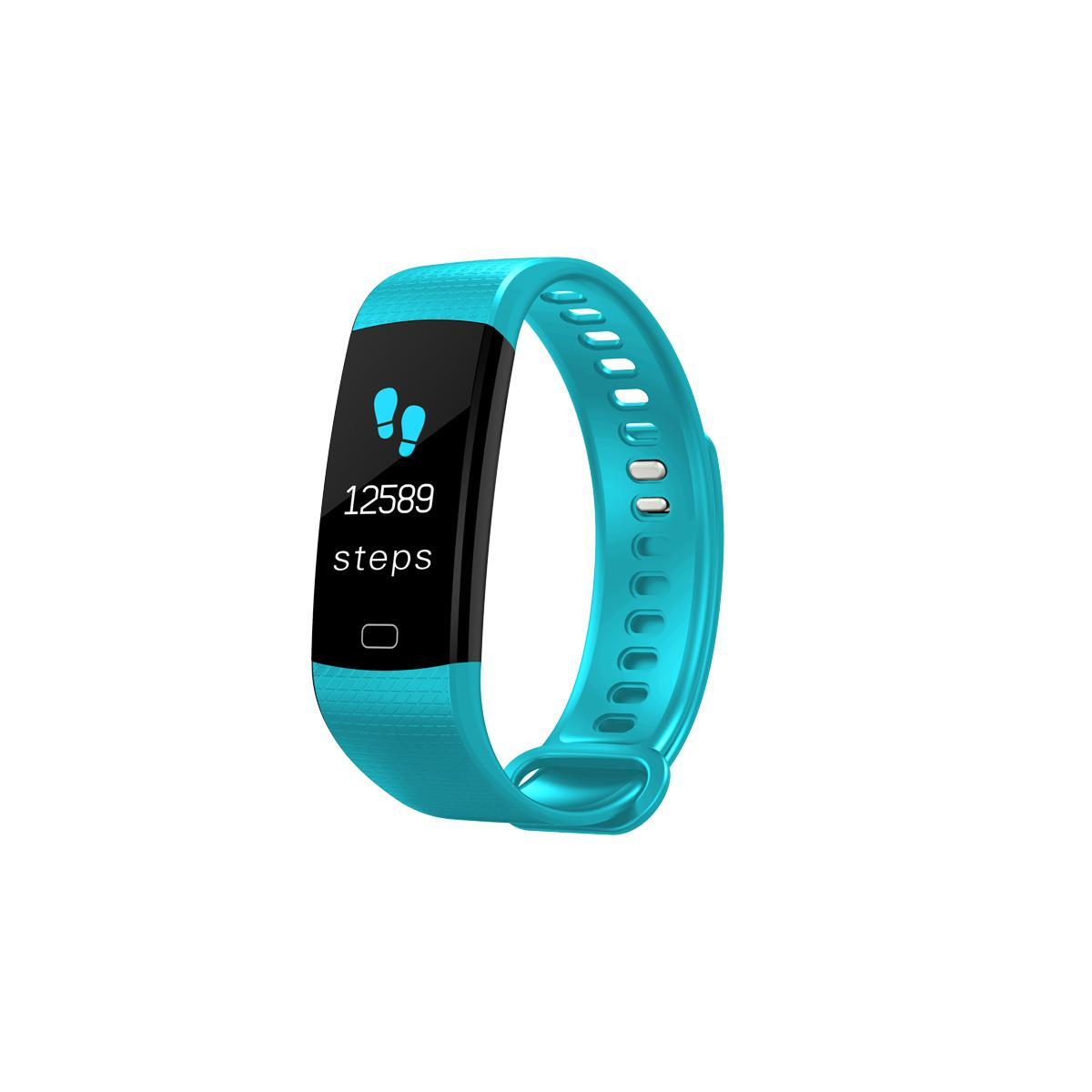 Bluetooth Smart Wristband Y5C Pedometer Smart Watch Women Men Band Heart Rate Blood Pressure Monitor Fitness Tracker Bracelet Giá Cực Cool