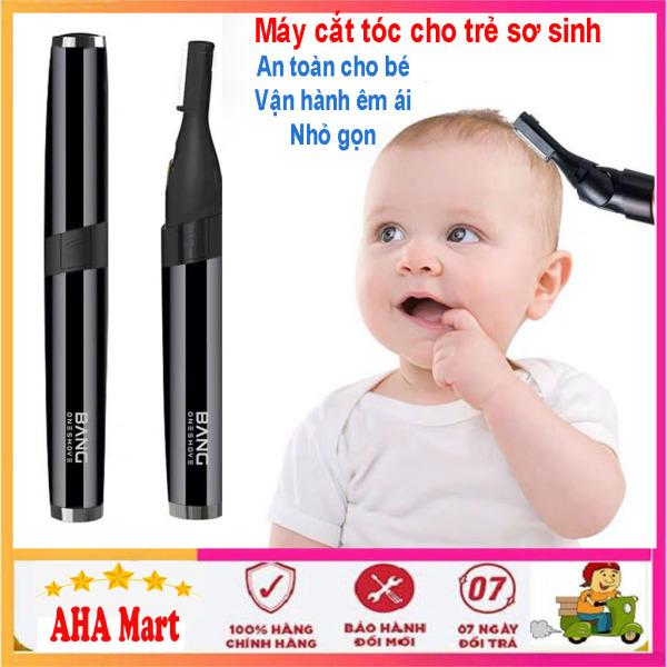[HÓT] Tông Đơ cắt tóc cho trẻ em Bang One Shove, bộ dụng cụ cắt tóc cho bé không gây hoảng sợ cho trẻ cao cấp