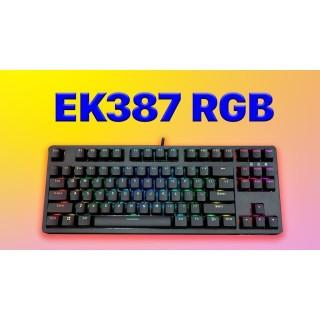 BÀN PHÍM CƠ EDRA EK387 LED RGB thumbnail