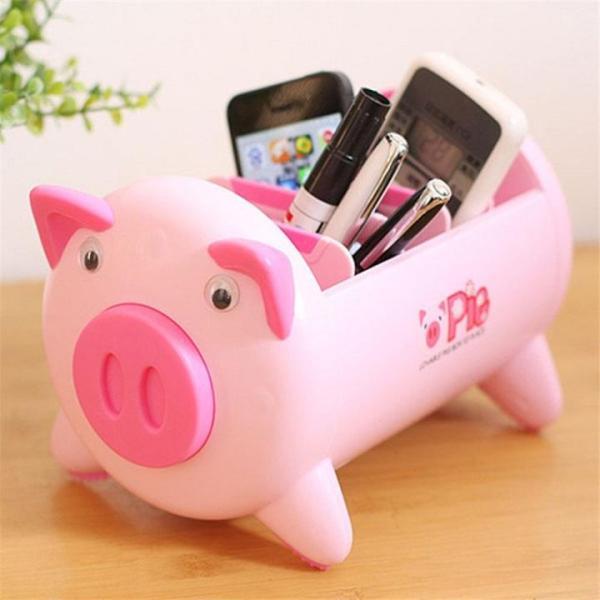 Mua Khay bút con lợn siêu ngộ nghĩnh