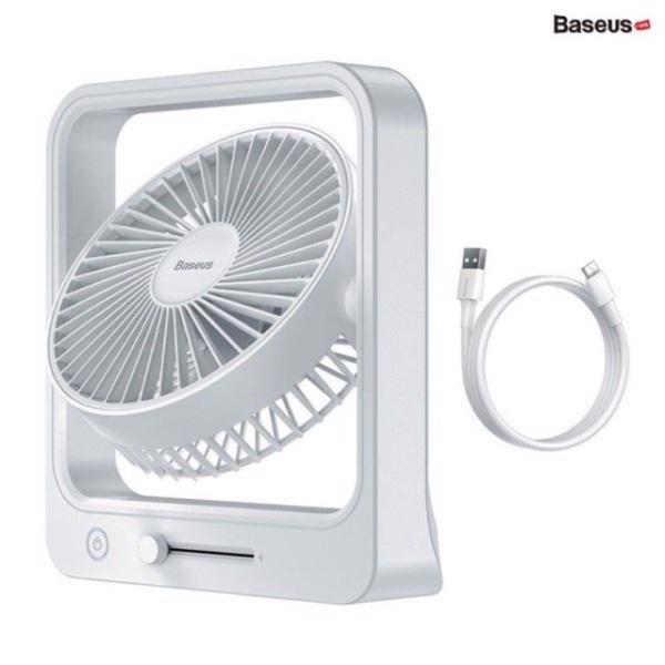 Quạt mini pin sạc Baseus Cube Shaking Fan, sản phẩm đa dạng về mẫu mã, kích cỡ, chất lượng đảm bảo, cam kết hàng nhận được như hình