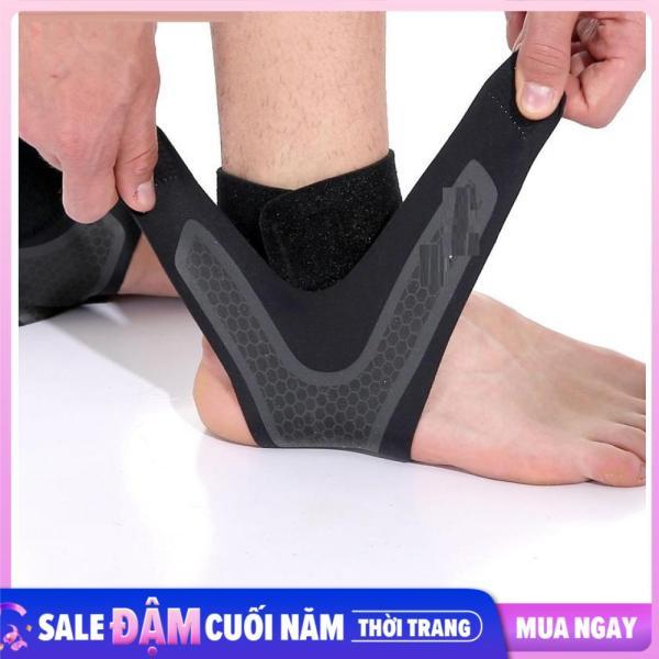 Băng cổ chân loại dán, băng cổ chân bóng đá, chạy bộ