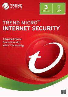 Trend Micro Internet Security 3 User 1 Year - Hàng Chính Hãng thumbnail