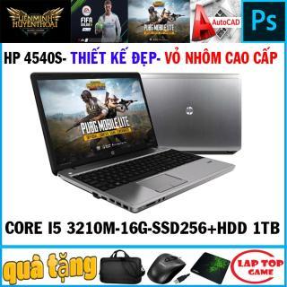 [Trả góp 0%]laptop chơi game đồ họa thiết kế đẹp HP 4540S Core i5-3210M Ram 16GB SSD256+HDD 1tb VGA HD 4000 màn 15.6 HD LED dòng máy thiết kế đẹp bền bỉ thumbnail