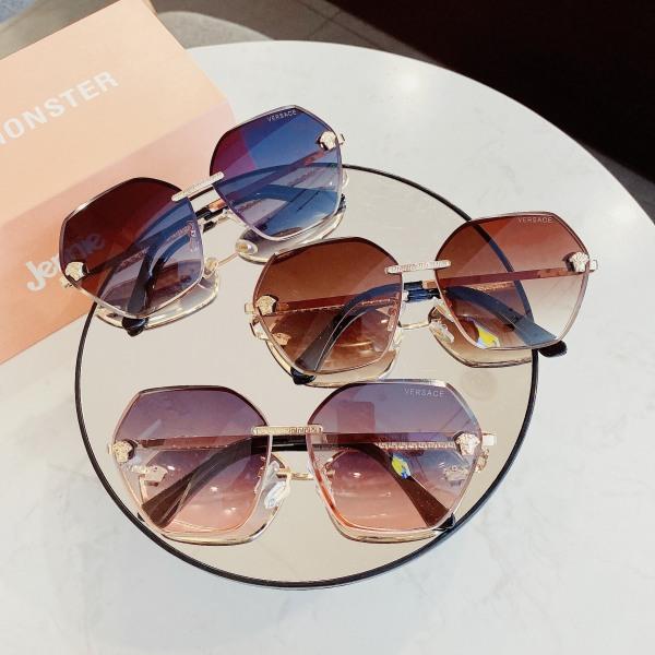 Giá bán MẮT KÍNH ỐC Nữ Lục Giác Vers sang chảnh Mặt Kính Chống chói Lóa - chống UV tia nắng