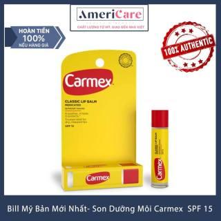 [Bill Mỹ] Son Dưỡng Môi CARMEX CLASSIC LIP BALM (Dạng Thỏi- 15g) thumbnail