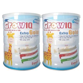 [Combo 2 lon] Sữa công thức tăng trưởng chiều cao, trí não cho trẻ Mega Export lon 900g thumbnail