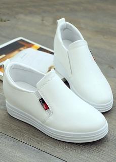 Giày Sneaker độn đế nữ kiểu Hàn Quốc C65 thumbnail