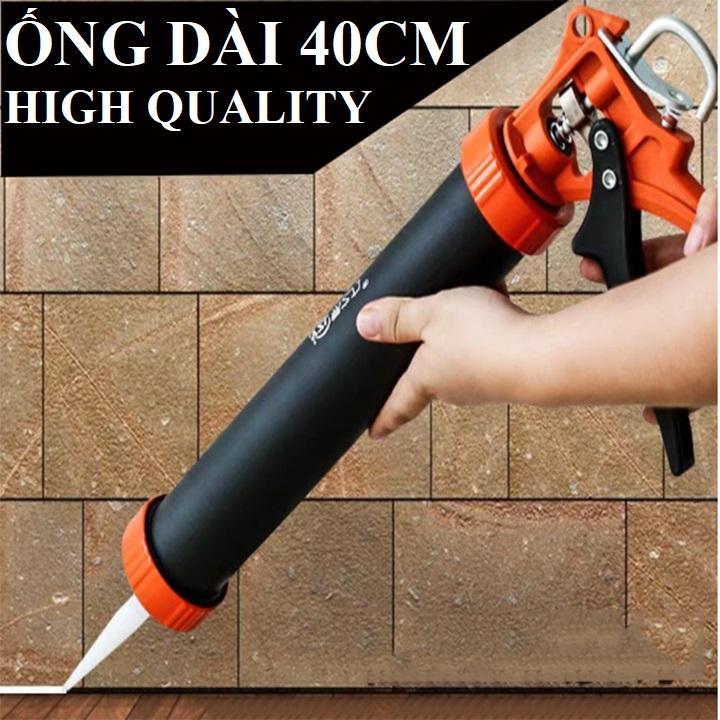 Súng bắn keo silicon ống nhôm cỡ lớn chất lượng cao
