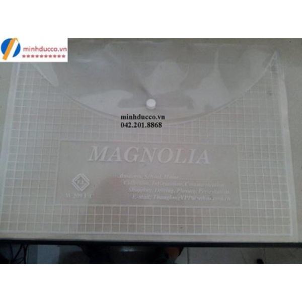 Mua Combo 50 -100 túi clear bag khổ F