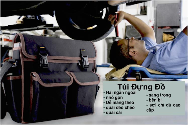 Túi đựng dụng cụ nhỏ cao cấp