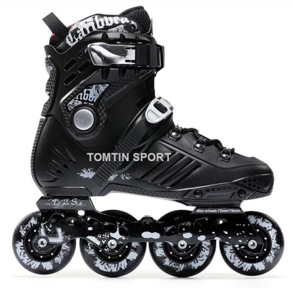 Giá bán Giày trượt patin DLS FX1 có size cho thiếu niên và người lớn, kiểu dáng thanh gọn thời trang TOMTIN SPORT