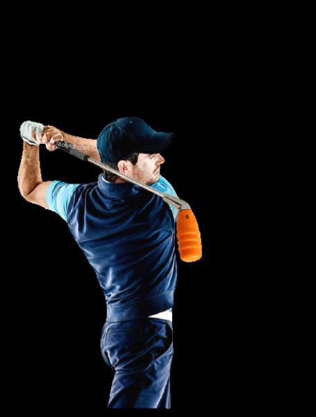 Gậy Tập Swing Golf - Hỗ trợ Tập Golf Giúp Đúng Tư Thế