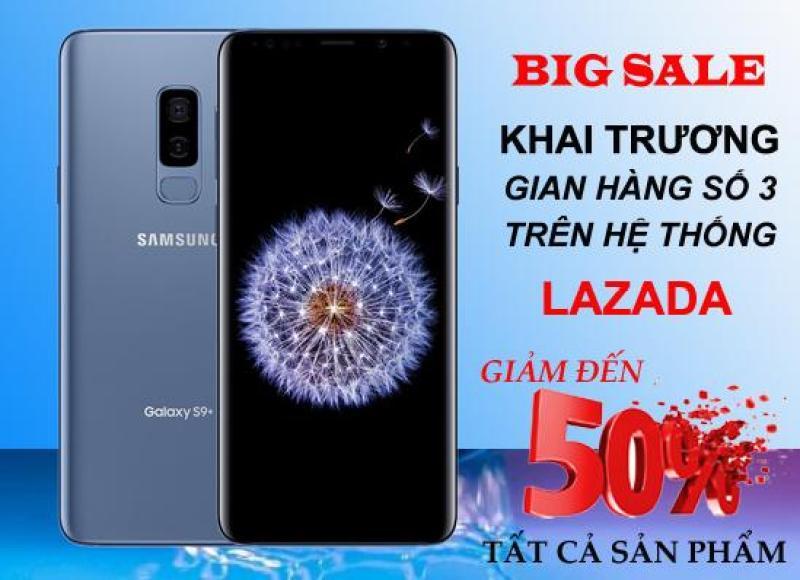Điện thoại Samsung Galaxy S9 Plus 64GB - Thiết kế sang trọng và Đẳng cấp - Bảo hành 12 tháng trên toàn quốc
