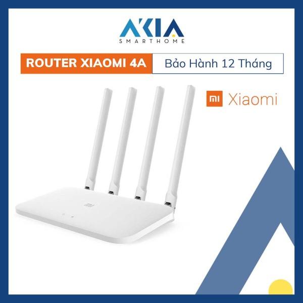 Bộ Phát Sóng WiFi Xiaomi Router 4A Siêu Mạnh 2 Băng Tần 2.4G 5G - Hàng Chính Hãng