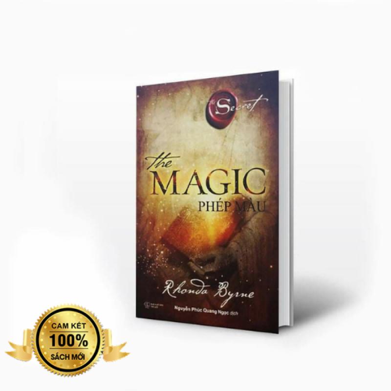 Sách The Magic - Phép Màu - Rhonda Byrne + Tặng Bookmark
