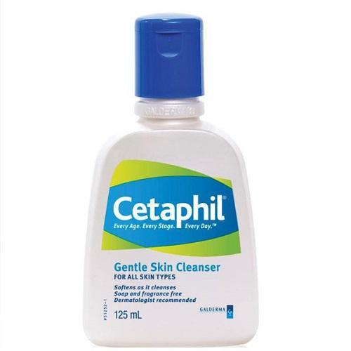 Sữa rửa mặt Cetaphil Gentle Skin Cleanser 125 ml tốt nhất