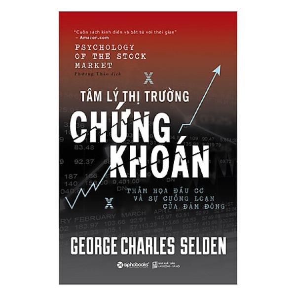 Sách Tâm Lý Thị Trường Chứng Khoán + Tặng Bookmark