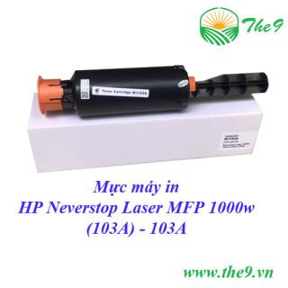 Mực máy in HP Neverstop Laser MFP 1000w (103A W1103A), Hàng nhập khẩu mới 100% bản in đẹp, rõ nét thumbnail
