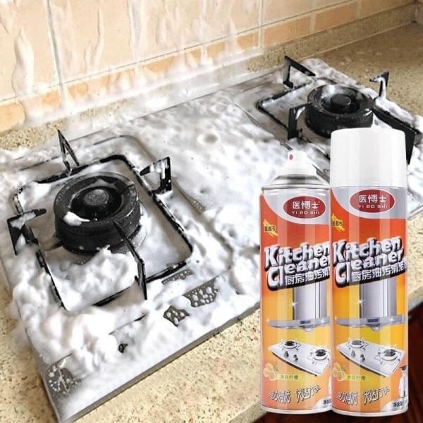 Bình xịt bếp KITCHEN CLEANER bọt tuyết - Bình xịt nhà tắm BATHROOM