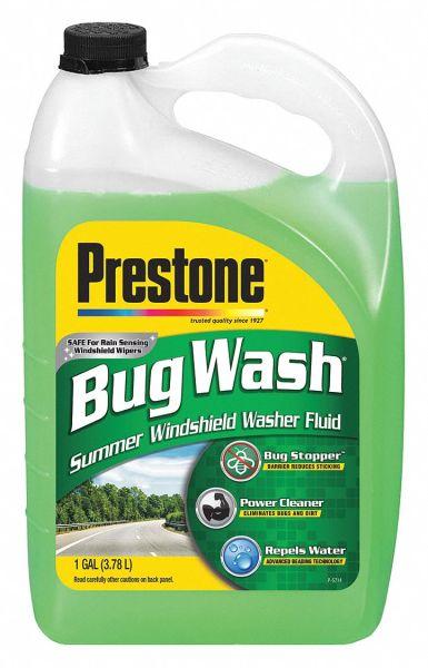 Nước Rửa Kính Ô Tô Prestone - Bug Wash 3,78 Lít