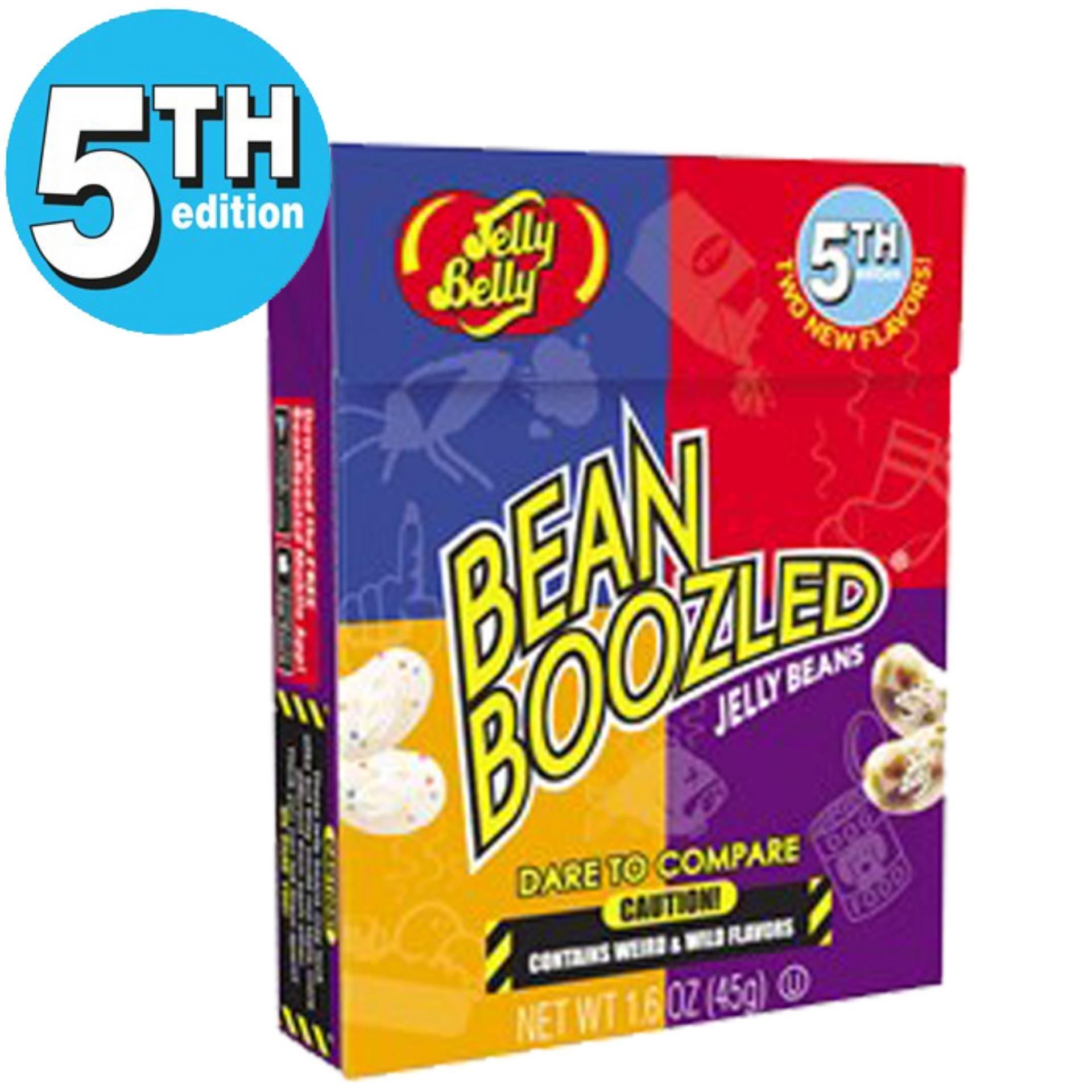 Kẹo thối Bean Boozled hộp nhỏ 45gr (Phiên bản 5)