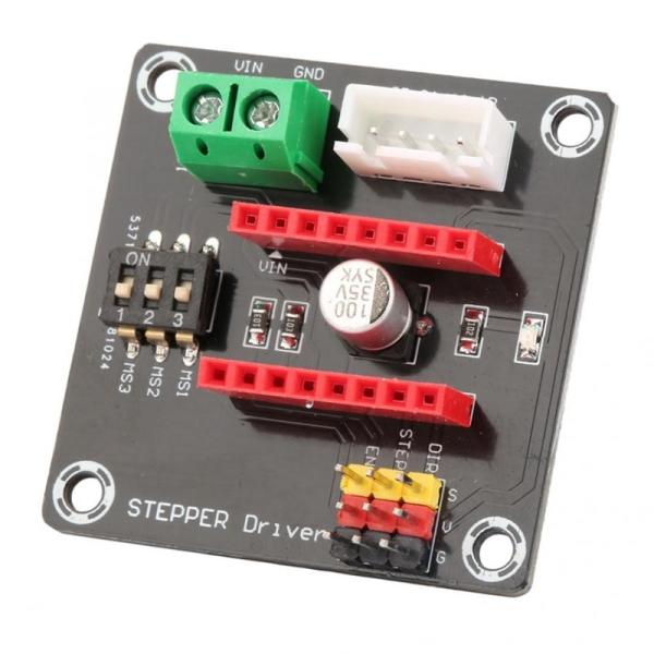 Bảng giá DRV8825/A4988 42 Stepper Driver Module Motor Control Shield Drive Expansion Board for Arduino R3 3D Printer DIY Kit Phong Vũ
