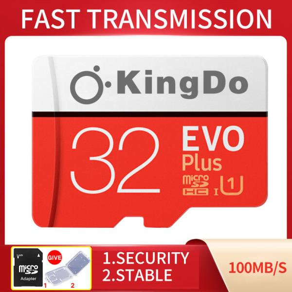 EVO PLUS 32GB 64GB 128GB 256GB Memory Micro SD Card XC Class 10 32G 64G 128G  + Reader