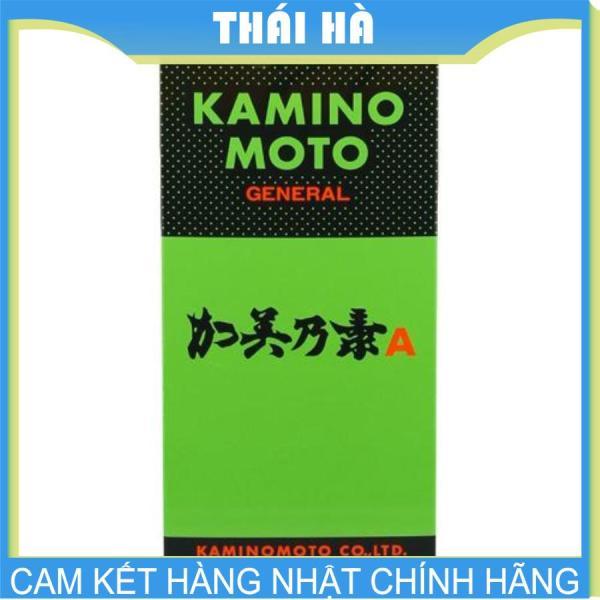 [HCM]Serum Kaminomoto 200ml Màu Xanh Kích Thích Mọc Tóc Nhật Bản