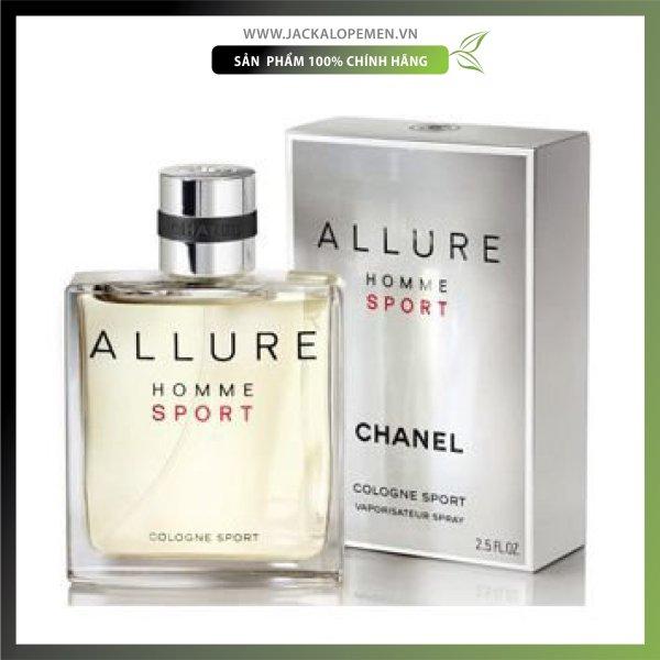 [HCM]Chanel Allure Homme EDT - EDT 100ml
