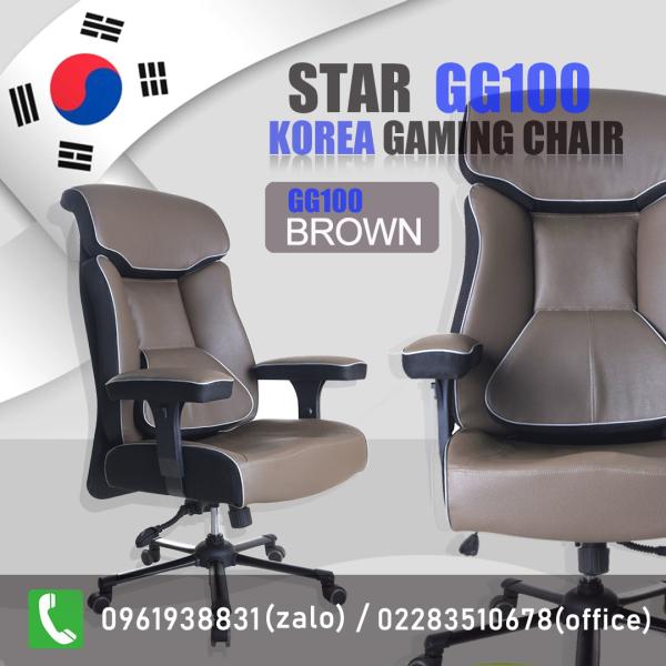 Ghế Gaming, Ghế Giám đốc cao cấp GG100 giá rẻ