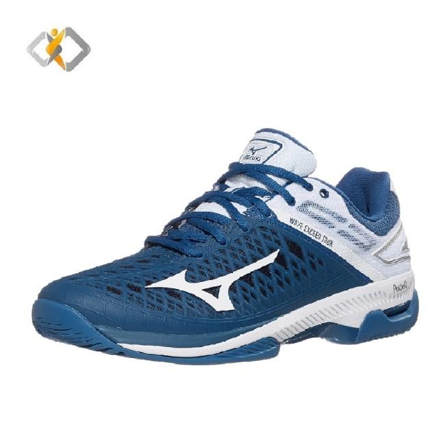 Giày tennis Mizuno Wave Exceed Tour 4 AC 61GA61GA207027 chuyên nghiệp giá rẻ
