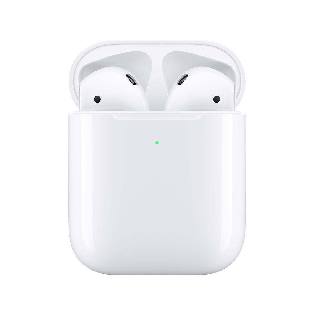 Tai nghe Bluetooth Apple AirPods 2 True Wireless MV7N2VN/A Hộp sạc có dây Hàng Chính Hãng - Bảo hành miễn phí 1 đổi 1 trong 12 Tháng tại Apple Việt Nam