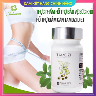 [NHẬP KHẨU CHÍNH HÃNG] Viên uống giảm cân Tamozi Nhật Bản,Sahana Beauty,viên uống hỗ trợ giảm cân hiệu quả,an toàn,ko chất gây hại cho sức khỏe,nhập khẩu chính ngạch Nhật Bản 100% thumbnail