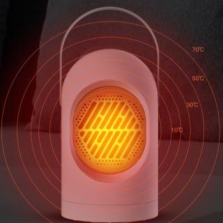 [HOT 2020] Quạt điện sưởi mini mùa đông, máy sưởi ấm mini tiện lợi, máy sưởi làm ấm tại giao đình và văn phòng, an toàn với mức nhiệt ổn đinh thumbnail