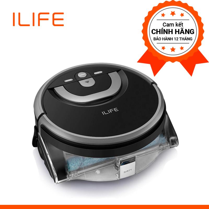 Robot Lau Nhà - Chà Sàn chuyên dụng iLife W400 - Phiên Bản Nhật