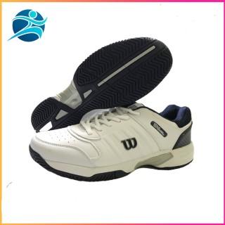 Giày tennis wilson trắng đen dành cho nam, mẫu mới, đi êm ái nhẹ nhàng, đủ size thumbnail