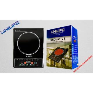 Bếp Hồng Ngoại UNILIFE UL-209S - Không Kén Nồi,siêu bền làm nóng nhanh,cực kì an toàn,thiết kế nhỏ gọn tiện lợi giúp bạn có thể đặt ở mọi nơi trong nhà thumbnail