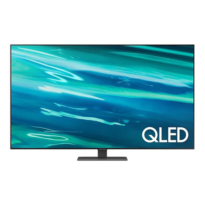 QLED Tivi 4K Samsung 65Q80AA 65 inch Smart TV 2021 - Kết nối Bluetooth - Tìm Kiếm giọng nói Tiếng Việt chính hãng